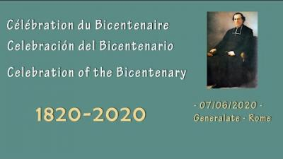 Embedded thumbnail for Bicentenary Celebration - Generalate Rome (07/06/2020)