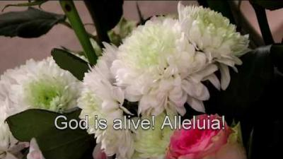 Embedded thumbnail for God is Alive Alleluia